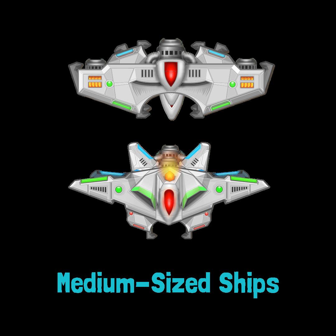 Medium Ships